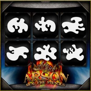 Arson MINI Real Fire Set