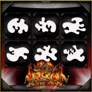 Arson Real Fire Set