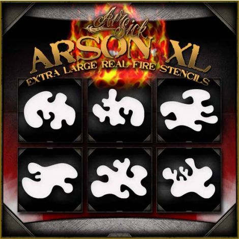 Arson XL Real Fire Set