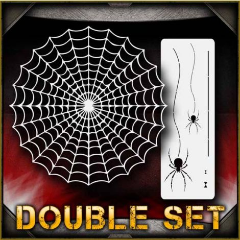 Spider Web Set 2